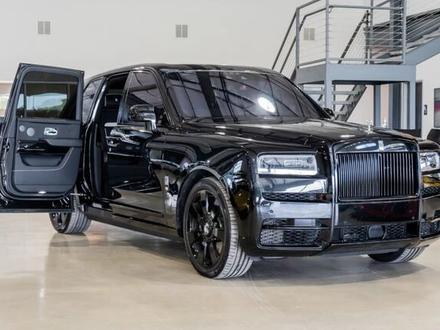 Rolls-Royce Cullinan 2019 года за 199 000 000 тг. в Алматы – фото 7