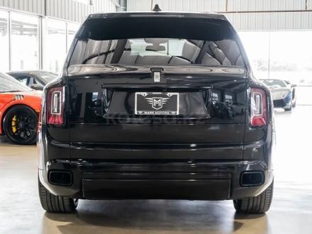 Rolls-Royce Cullinan 2019 года за 199 000 000 тг. в Алматы – фото 12