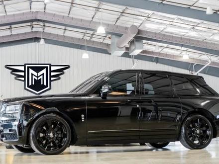 Rolls-Royce Cullinan 2019 года за 199 000 000 тг. в Алматы