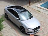 Audi A3 2015 года за 4 000 000 тг. в Алматы – фото 3