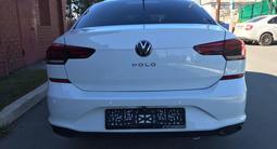 Volkswagen Polo 2020 года за 6 990 000 тг. в Нур-Султан (Астана) – фото 5