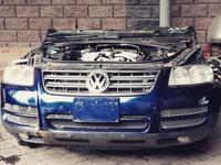 Двигатель на VW Touareg 3.2 за 600 000 тг. в Алматы
