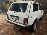 ВАЗ (Lada) 2121 Нива 2009 года за 1 500 000 тг. в Шымкент – фото 4