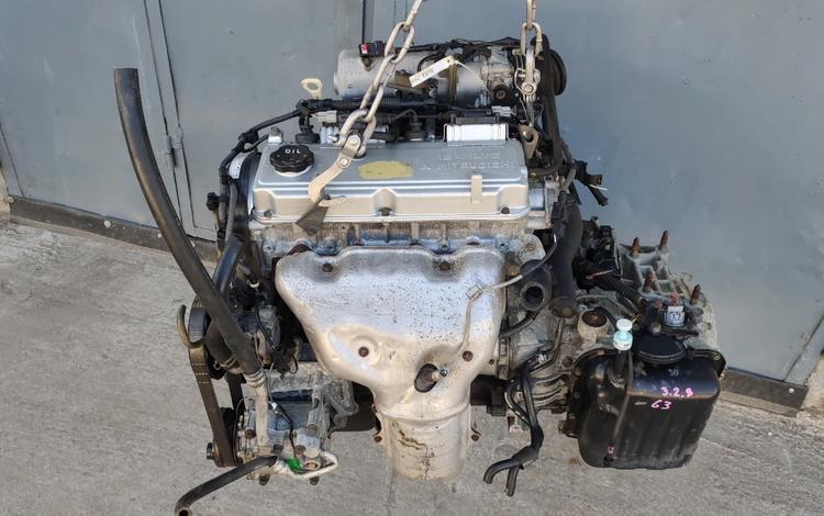 Двигатель 4G63 sohc катушечный за 280 000 тг. в Алматы