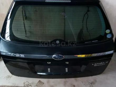 Крышка багажника на Subaru Legacy рестайлиг 2003-2006 год за 30 000 тг. в Алматы