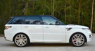 Диски r22 Range Rover (Silver) за 400 000 тг. в Алматы