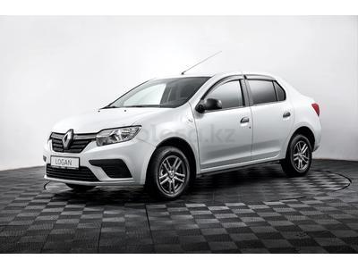 Renault Logan Access 2021 года за 5 789 000 тг. в Усть-Каменогорск