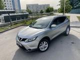 Nissan Qashqai 2014 года за 7 500 000 тг. в Алматы – фото 2