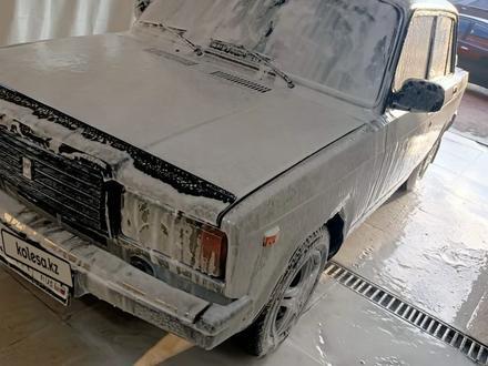ВАЗ (Lada) 2107 2010 года за 700 000 тг. в Сатпаев – фото 2