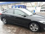 Hyundai Elantra 2018 года за 8 000 000 тг. в Алматы – фото 4