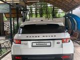 Land Rover Range Rover Evoque 2012 года за 9 200 000 тг. в Алматы – фото 4
