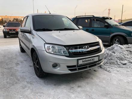 ВАЗ (Lada) 2190 (седан) 2018 года за 3 000 000 тг. в Петропавловск – фото 3