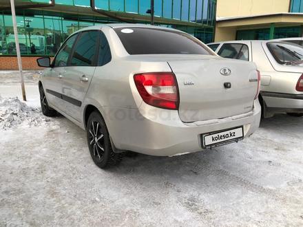 ВАЗ (Lada) 2190 (седан) 2018 года за 3 000 000 тг. в Петропавловск – фото 4