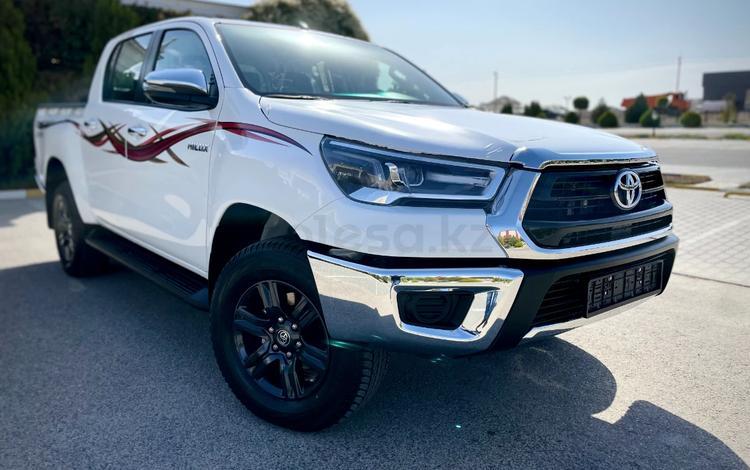Toyota Hilux 2021 года за 17 800 000 тг. в Уральск
