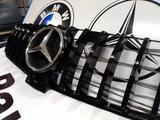 Mercedes-Benz w166 ML AMG Gt style решетка радиатора в Нур-Султан (Астана) – фото 4