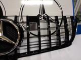 Mercedes-Benz w166 ML AMG Gt style решетка радиатора в Нур-Султан (Астана) – фото 5