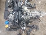 Двигатель на Субару за 11 001 тг. в Алматы