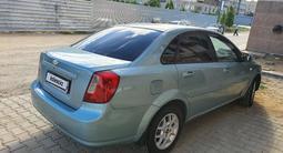 Chevrolet Lacetti 2008 года за 2 600 000 тг. в Актобе – фото 2