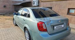 Chevrolet Lacetti 2008 года за 2 600 000 тг. в Актобе – фото 5
