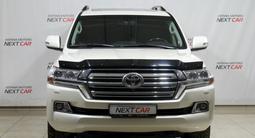 Toyota Land Cruiser 2018 года за 32 000 000 тг. в Алматы – фото 2