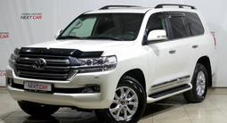 Toyota Land Cruiser 2018 года за 32 000 000 тг. в Алматы