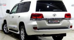 Toyota Land Cruiser 2018 года за 32 000 000 тг. в Алматы – фото 5