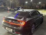 Hyundai Sonata 2020 года за 11 500 000 тг. в Алматы – фото 4