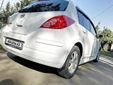 Nissan Tiida 2012 года за 4 700 000 тг. в Алматы – фото 2