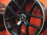 Комплект дисков r18 5*112 Mercedes за 250 000 тг. в Алматы