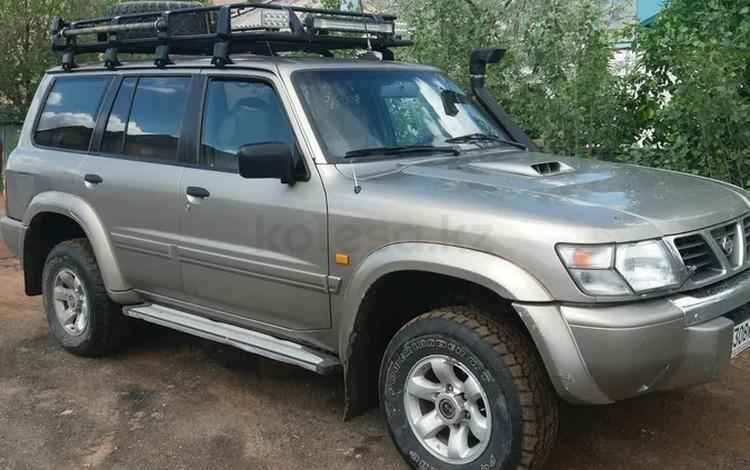 Nissan Patrol 2002 года за 4 500 000 тг. в Нур-Султан (Астана)