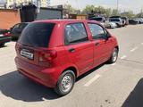Daewoo Matiz 2006 года за 1 501 000 тг. в Алматы – фото 3