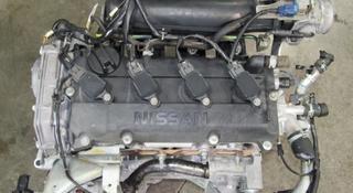 Nissan Primera p12 QR20 2.0 литра двигатель за 777 тг. в Алматы