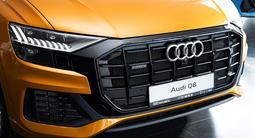 Audi Q8 55 TFSI Quattro 2021 года за 51 867 000 тг. в Алматы – фото 2