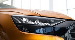 Audi Q8 55 TFSI Quattro 2021 года за 51 867 000 тг. в Алматы – фото 4