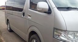 Toyota HiAce 2013 года за 6 750 000 тг. в Нур-Султан (Астана) – фото 4