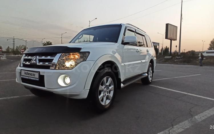 Mitsubishi Pajero 2012 года за 9 900 000 тг. в Алматы