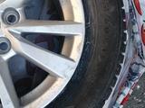 4 диска и шины 4 летних/4 зимних от Камри 70 за 350 000 тг. в Нур-Султан (Астана) – фото 4