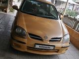 Nissan Tino 1999 года за 2 350 000 тг. в Алматы – фото 5