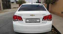 Chevrolet Cruze 2013 года за 3 600 000 тг. в Шымкент – фото 4