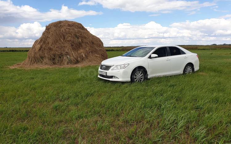 Toyota Camry 2012 года за 7 500 000 тг. в Павлодар