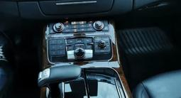 Audi A8 2011 года за 9 500 000 тг. в Алматы – фото 5