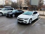 Chevrolet Malibu 2017 года за 8 500 000 тг. в Алматы – фото 2
