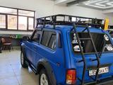 ВАЗ (Lada) 2121 Нива 2007 года за 4 800 000 тг. в Шымкент – фото 3