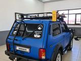 ВАЗ (Lada) 2121 Нива 2007 года за 4 800 000 тг. в Шымкент – фото 4