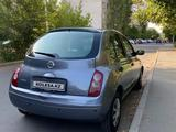 Nissan Micra 2007 года за 3 000 000 тг. в Алматы – фото 4