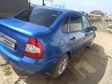ВАЗ (Lada) Kalina 1118 (седан) 2006 года за 1 100 000 тг. в Актобе – фото 4