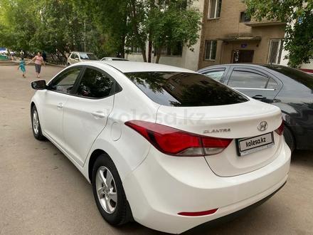 Hyundai Elantra 2014 года за 4 900 000 тг. в Нур-Султан (Астана) – фото 3