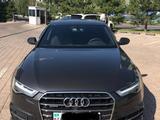 Audi A6 2017 года за 16 000 000 тг. в Алматы