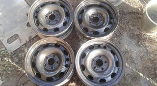 Оригинальные металлические диски на Opel (R15 5*110 ЦО65.1 6.5J за 35 000 тг. в Нур-Султан (Астана)