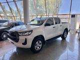 Toyota Hilux 2021 года за 20 500 000 тг. в Алматы